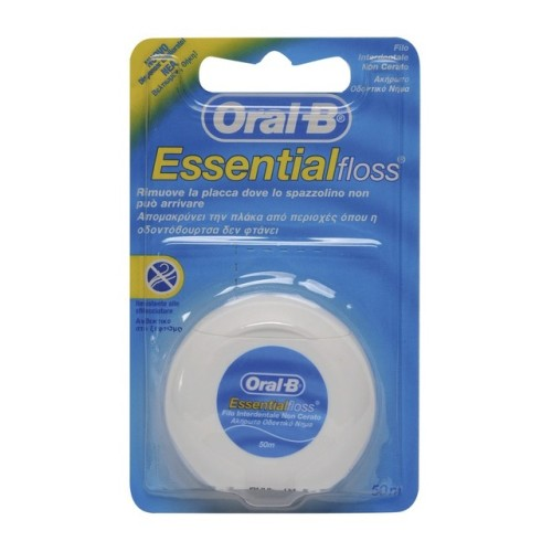 Oral-B Essential Floss Non-Dental Floss (50m)
