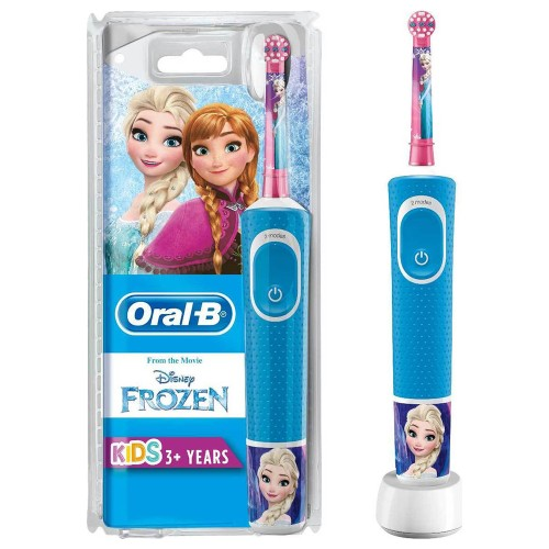 Oral-B Electric Toothbrush Frozen 3+