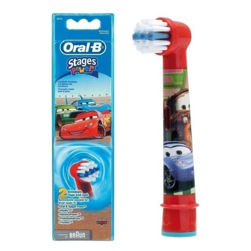 Oral-B Stages Power Cars 2pcs