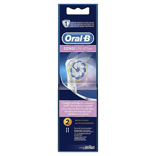 Oral-B Sensi Ultra Thin 2τμχ