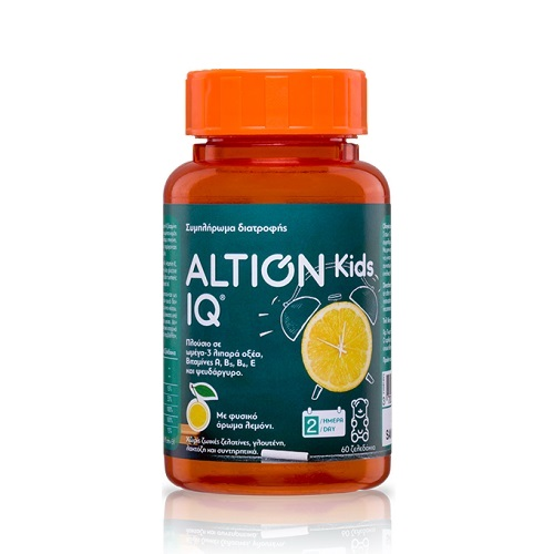 Vian Altion Kids IQ 60 jellies
