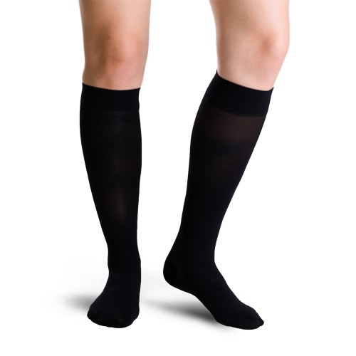 Varisan Fashion Medical Compression Stockings Class 1 18-21mmHg (Black)