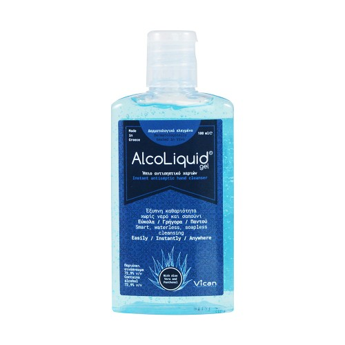 Vican AlcoLiquid Gel Mild Hand Sanitizer 100ml