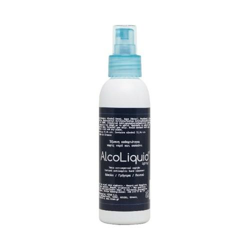Vican AlcoLiquid Spray Mild Hand Sanitizer 150ml