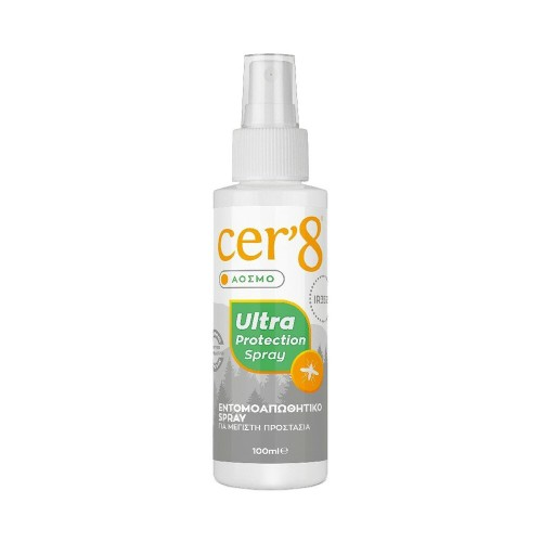 Vican Cer'8 Ultra Protection Insect Repellent Spray 100ml