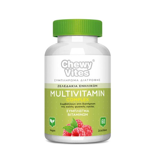 Vican Chewy Vites Adults Multivitamin Complex 60 gummies