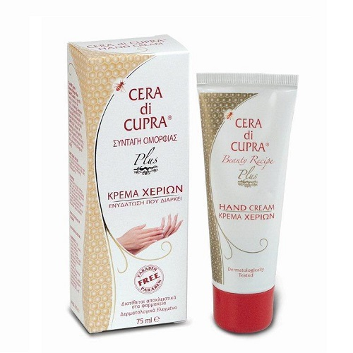 Cera Di Cupra Hand Cream Plus Hand Cream 75ml