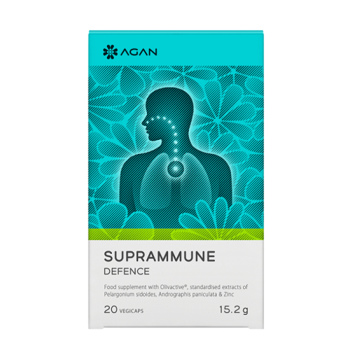 Agan Suprammune Defense 20 herbal capsules
