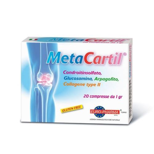 Bionate Metacartil 20tabs