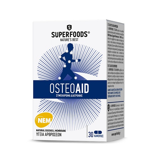 Superfoods Osteoaid for Articular Health 30caps