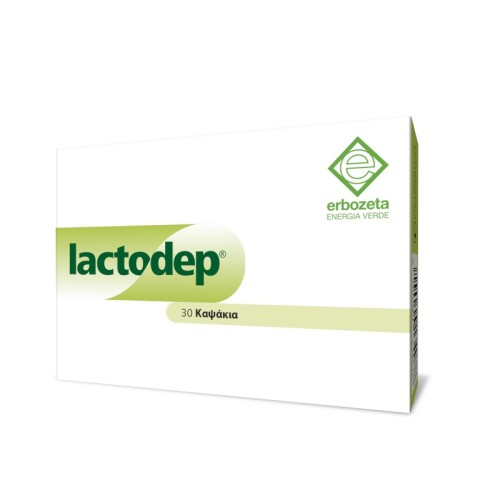 Erbozeta Lactodep 30caps
