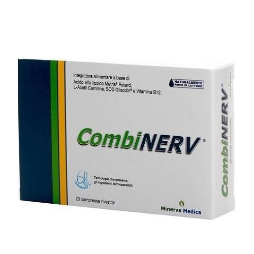 Libytec Combinerv Nutrition Support Supplement, 20tabs