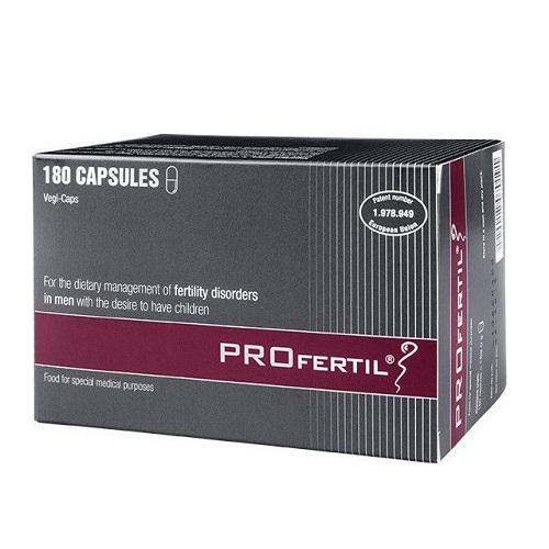 ProFertil Men for the Treatment of Fertility Disorders 180caps