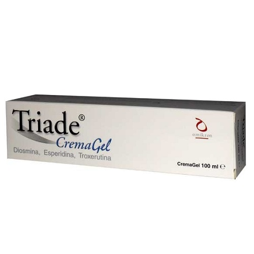 Zwitter Triade CremaGel Heavy Foot Cream, 100ml