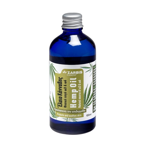 Zarbis Hemp Oil Cold Seed Cannabis Oil 100ml