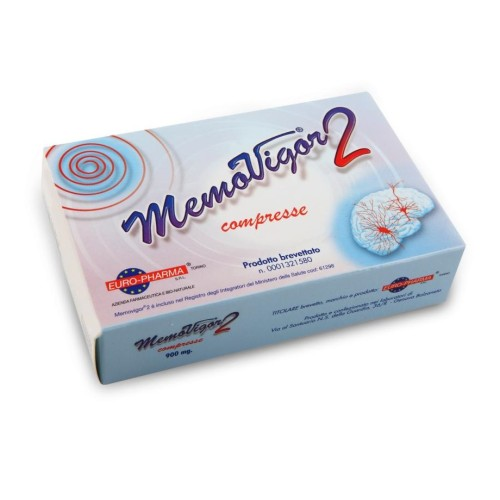 Bionat Pharm Memovigor 2 20 tablets