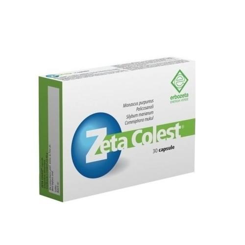 Erbozeta Zeta Colest 30 Capsules