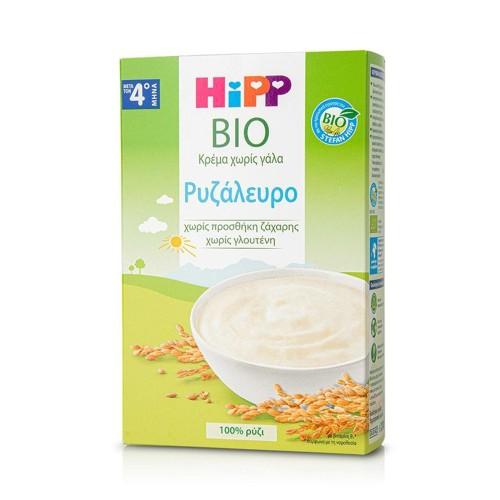 Hipp Organic Cereal Pap Baby Rice 4m+ 200g