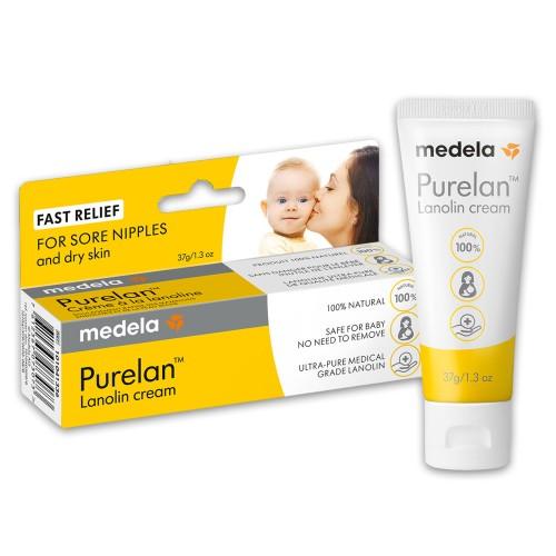 Medela Purelan Lanolin Breast Cream 37g