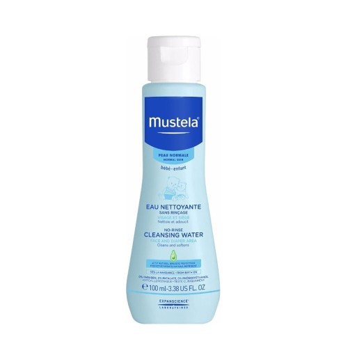 Mustela Physiobebe No Rinse Cleansing Water 100ml