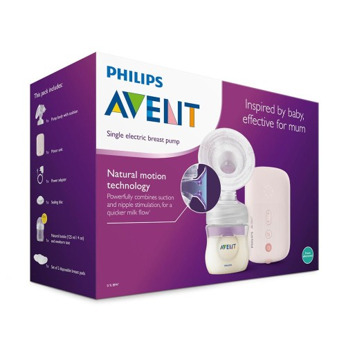 Philips Avent SCF395/11 Single Electric Breast Pump