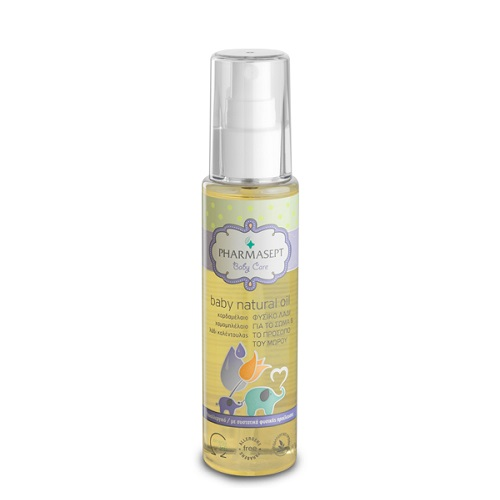 Pharmasept Tol Velvet Baby Natural Body Oil & Baby Face 100ml