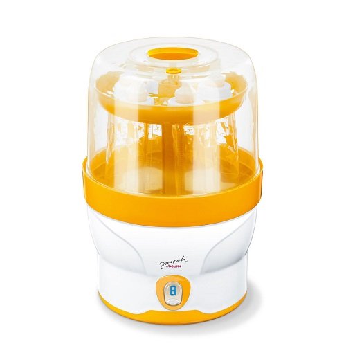 Beurer ΒΥ76 6 Position Sterilizer for Baby Bottles, Nipples & Accessories, 1pcs