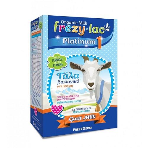 Frezylac Platimun 1 Goat Organic Milk (0-6m) 400g