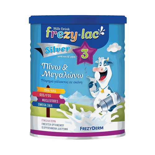 Frezylac Silver 3 Cow Milk Powder after 12th month 400g