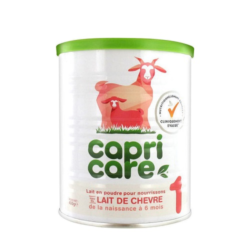 Capricare 1 Baby Milk Based on Goat Milk, from Birth, 400gr