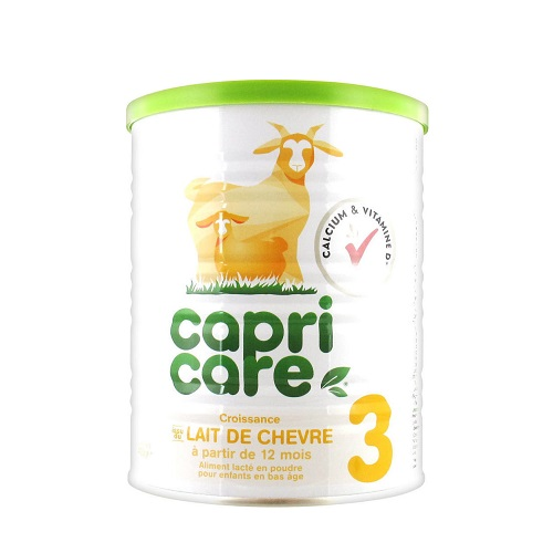 Capricare 3 Baby Milk Based on Goat Milk, from 12th Month, 400gr