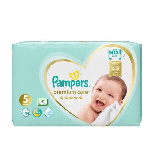Pampers Premium Care No 5 (11-16kg) 44pcs