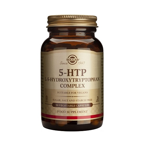 Solgar 5 Htp Hydroxytryptophan 100mg 90cap