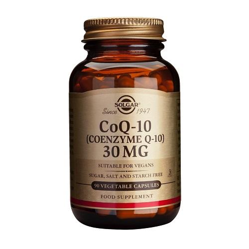 Solgar Coenzyme Q-10 30mg 90veg cap