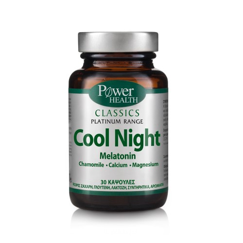 Power Health Classics Platinum Cool Night 30caps