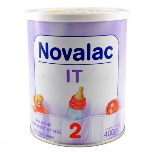 Novalac IT 2 Baby Milk for Constipation (6-10 months) 400g