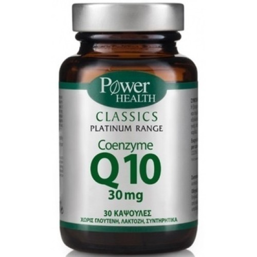 Power Health Coenzyme Q10 for Energy Production 30caps