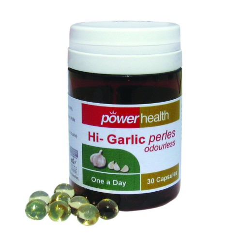 Power Health Odourless Garlic 1000mg 30caps