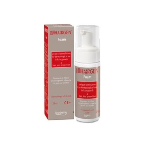 Boderm Hairgen Foam against HairLoss 125ml