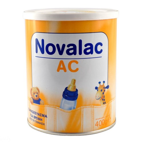 Novalac AC - Infant Anti-Colic Milk 400g